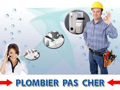 Toilette Bouché Bruyeres sur Oise 95820