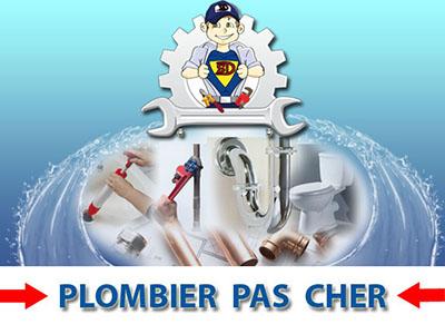 Wc Bouché Clichy sous Bois 93390